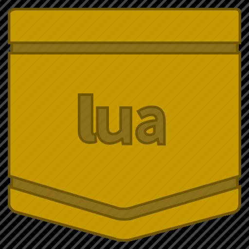 coding, e learning, language, learning, lua, scripting, tutorial icon