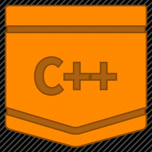 c plus plus, coding, e learning, language, learning, programming, tutorial icon