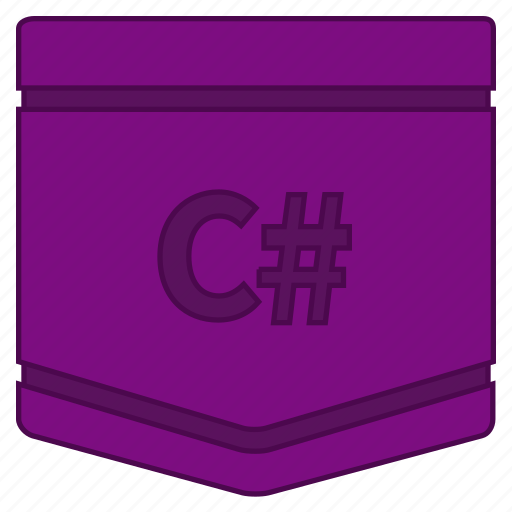 c sharp, coding, e learning, language, learning, programming, tutorial icon