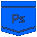 adobe photoshop, digital painting, e learning, learning, photoshop, tutorial icon