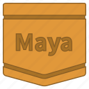 autodesk maya, cad package, e learning, learning, maya, tutorial icon