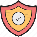 antivirus, defence, firewall, protection shield, shield icon