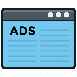 ads, advertisement, marketing, promotion, seo icon