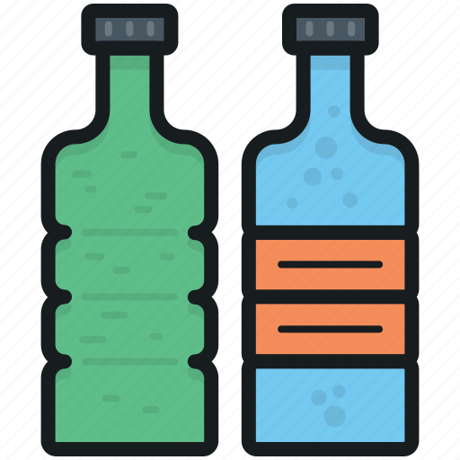 beverage, breakfast, food, liquor food, milk bottles icon