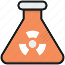 chemical, chemical flask, flask, lab flask, lab research icon