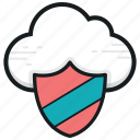 cloud computing, cloud security, network security, privacy code, shield