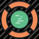 circular chart, diagram, pie chart, pie graph, statistics