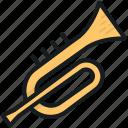 euphonium, french horn, trombone, trumpet, tuba