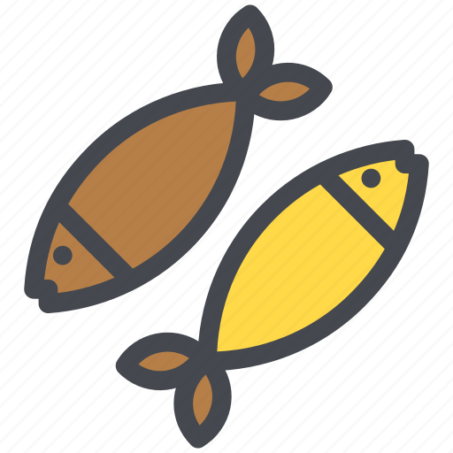 Fish, food, healthy, seafood icon - Download on Iconfinder