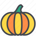 pumpkin, food, healthy, vegetable