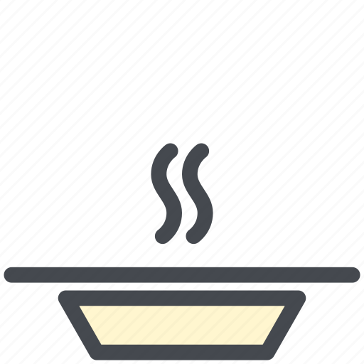 bowl, food, hot, meal, soup icon