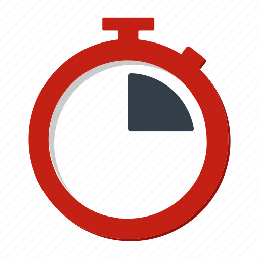 stop, stopwatch, watch icon