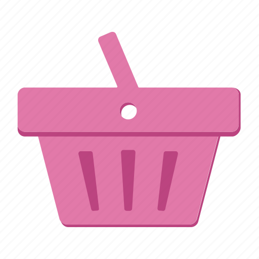 Basket, retail, shopping icon - Download on Iconfinder