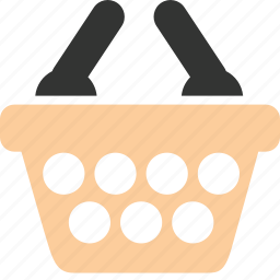 bag, basket, buy, cart, market, sale, shopping icon