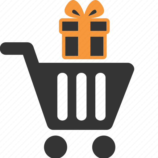 bag, business, caddy, commerce, gift, mall, shopping icon