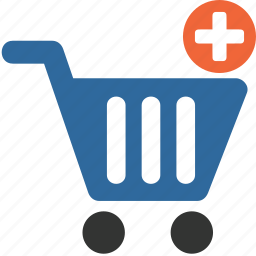 bag, business, caddy, commerce, mall, more, shopping icon