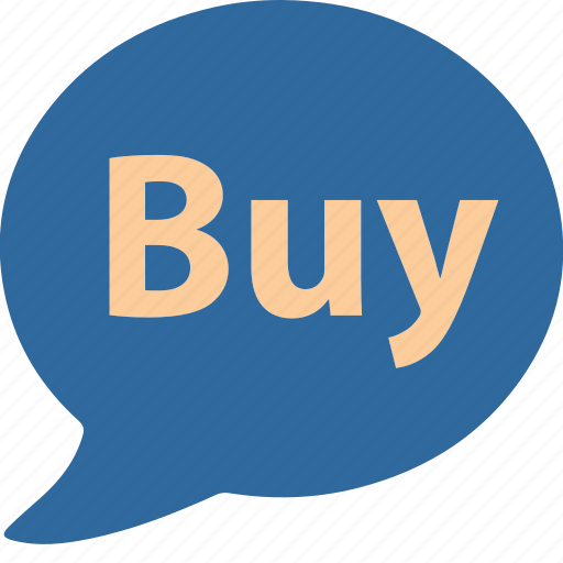 business, buy, commerce, dialog, mall, shopping, speak icon