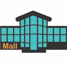 business, mall, market, shopping, supermarket icon