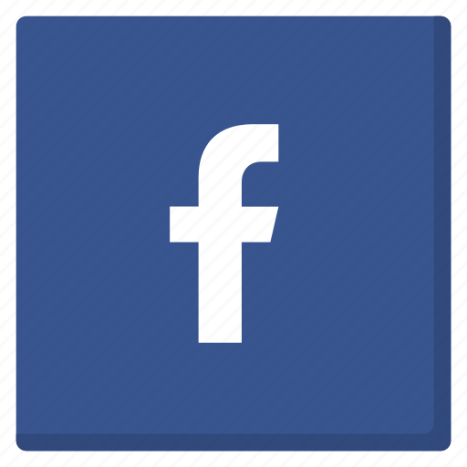 darkblue, facebook, like, media, network, rounded, social icon