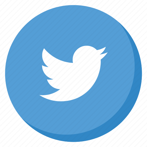bird, circle, lightblue, media, social, tweet, twitter icon
