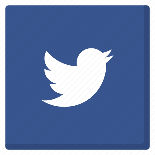 bird, darkblue, media, rounded, social, tweet, twitter icon
