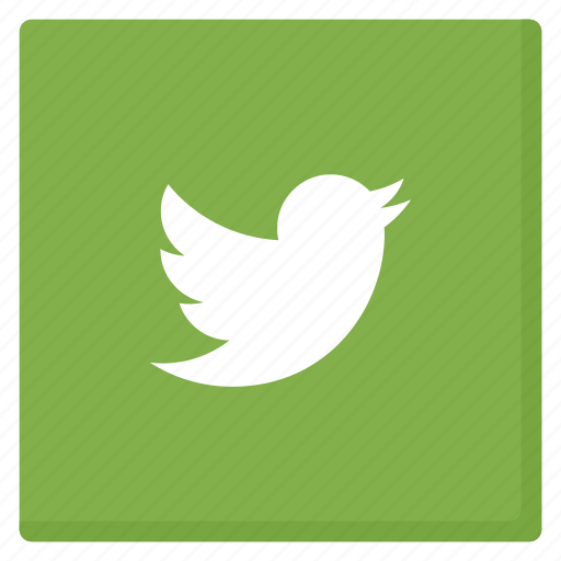 bird, green, media, rounded, social, tweet, twitter icon