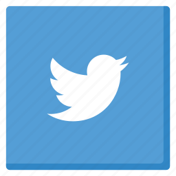 bird, lightblue, media, rounded, social, tweet, twitter icon