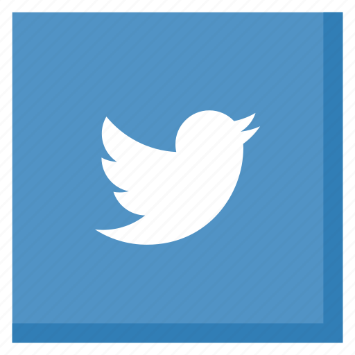 bird, lightblue, media, social, square, tweet, twitter icon