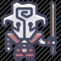 character, dota, dota2, juggernaut, warcraft icon