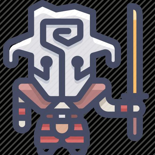 Character, dota, dota2, juggernaut, warcraft icon | Icon ...