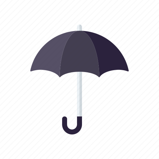 climate, meteorology, protection, rain, umbrella, weather icon