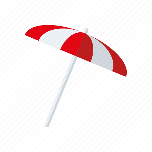 climate, meteorology, parasol, summer, sunny, sunshade, weather icon