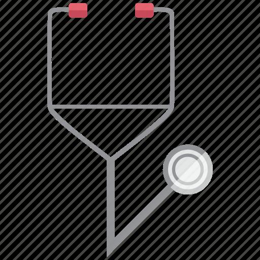doctor, help, illness, patient, sick, stethoscope icon