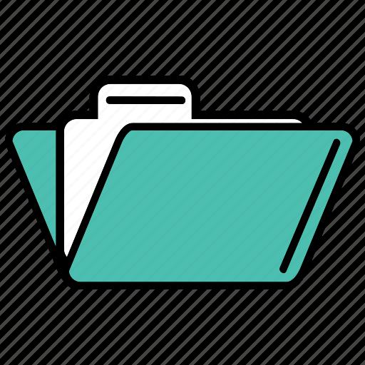 files, folder, office, sheets, uploaded, work icon