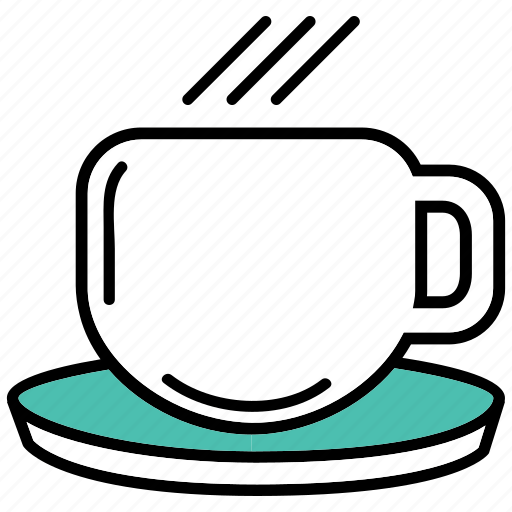 break, coffee, hot, lunch, mug, office icon