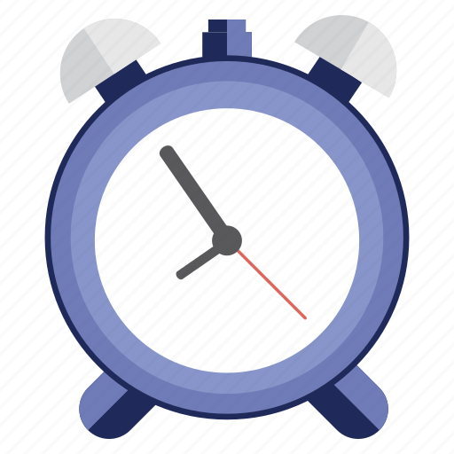 alarm clock, early, office, time, wake up, work icon