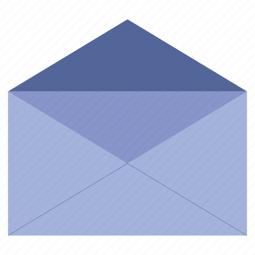 envelope, letter, mailing, message, office, post, sending icon