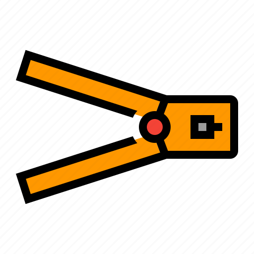 cable, computer, crimper, internet, tool icon