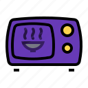 equipment, microwave, office, oven icon