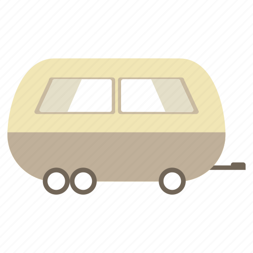 adventure, holidays, mobile home, traveling, vacation icon