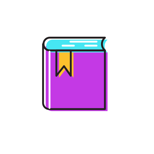 book, novel icon