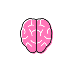 brain, think icon