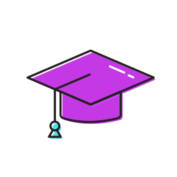 award, graduation, graduation ceremony icon