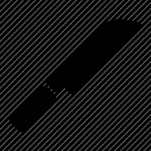Blade, knife, metal, sharp, steel, tool icon - Download on Iconfinder