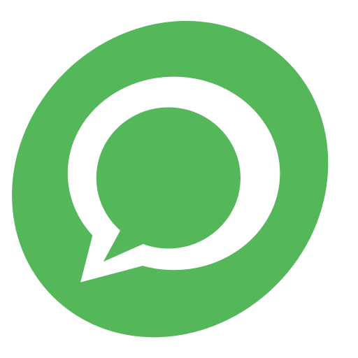 ballon, chat, contact, message, network, social, whatsapp icon