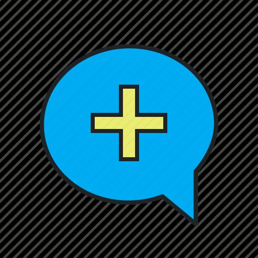 Add follow invitation invite join request subscribe icon