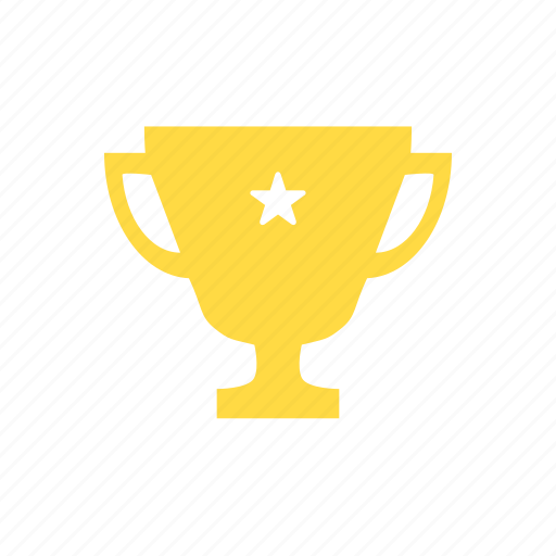 award, cup, first, prize, victory, winner icon