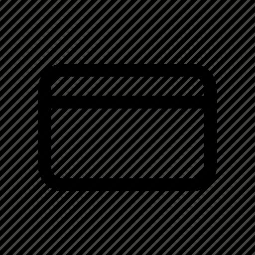 commerce, creditcard icon