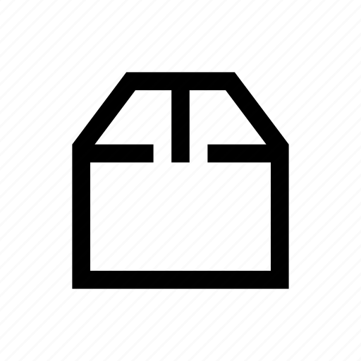 commerce, package icon