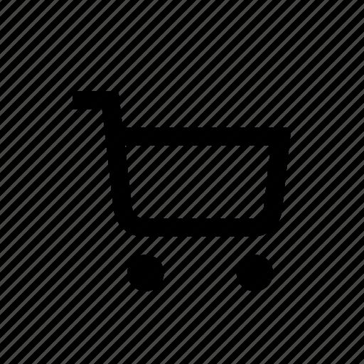 cart, commerce, shopping icon